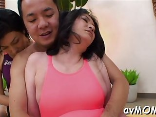 slut mom gets fucked hardcore