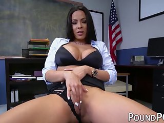 sensual luna star sucks and fucks her student point of view